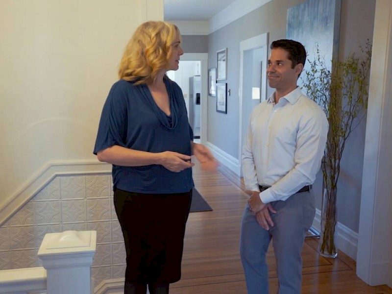 VIDEO: Staging a home for sale: Before and After